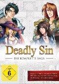 Deadly Sin - Die komplette Saga. Fü Windows Vista/7/8/8.1/10 -