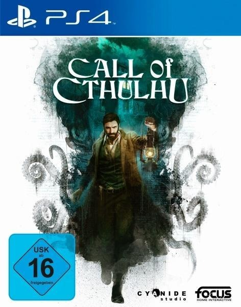 Call Of Cthulhu (PlayStation PS4) -