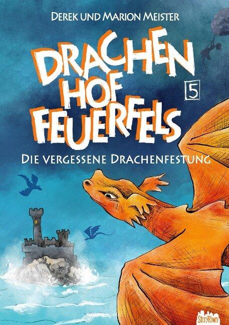 Drachenhof Feuerfels - Marion Meister, Derek Meister