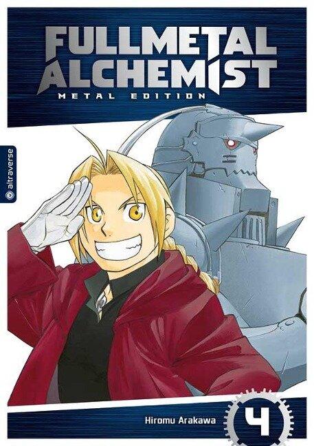 Fullmetal Alchemist Metal Edition 04 - Hiromu Arakawa