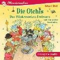 OHRWÜRMCHEN Die Olchis. Das Stinkersocken-Festessen und eine weitere Geschichte - Erhard Dietl