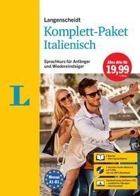 Langenscheidt Komplett-Paket Italienisch -