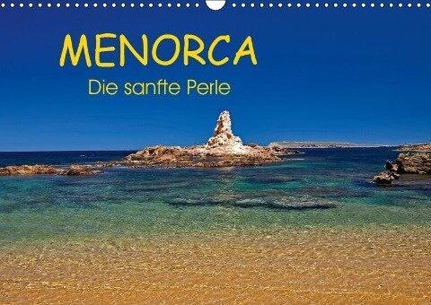 MENORCA - Die sanfte Perle (Wandkalender 2019 DIN A3 quer) - Martin Rauchenwald