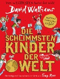 Die schlimmsten Kinder der Welt - David Walliams