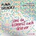 Und du kommst auch drin vor - Alina Bronsky