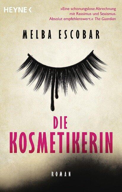 Die Kosmetikerin - Melba Escobar