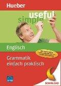 Grammatik einfach praktisch - Englisch - Hans G. Hoffmann, Marion Hoffmann