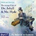 The Strange Case of Dr. Jekyll and Mr. Hyde. 3 CDs - Robert Louis Stevenson