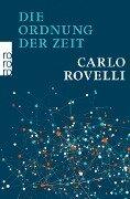 Die Ordnung der Zeit - Carlo Rovelli
