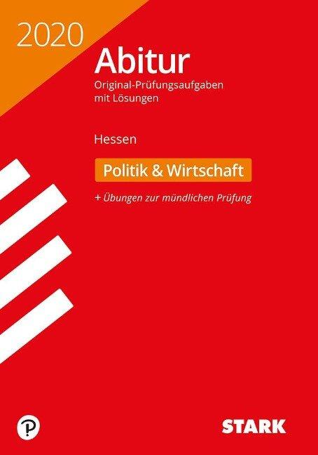 STARK Abiturprüfung Hessen 2020 - Politik und Wirtschaft GK/LK -