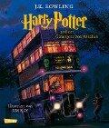 Harry Potter und der Gefangene von Askaban (vierfarbig illustrierte Schmuckausgabe) - J. K. Rowling