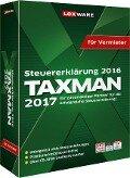 TAXMAN 2017 für Vermieter -