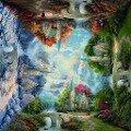 Thomas Kinkade, Quadratpuzzle, Die Kirche in den Bergen, 1.000 Teile Puzzle -