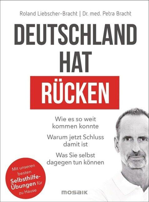 Deutschland hat Rücken - Petra Bracht, Roland Liebscher-Bracht