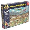 Fußballmeisterschaft. 1000 Teile -