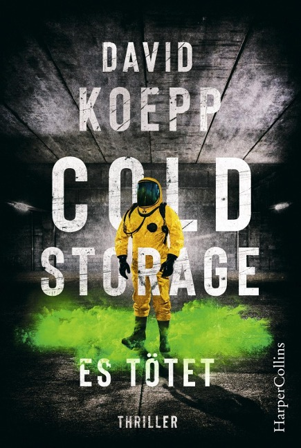 Cold Storage - Es tötet - David Koepp