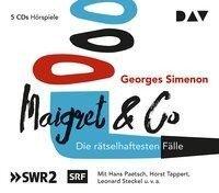 Maigret & Co - Die rätselhaftesten Fälle - Georges Simenon