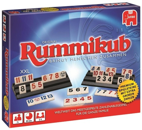 Original Rummikub XXL -