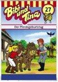 Bibi und Tina 27. Der Pferdegeburtstag. Cassette -