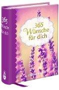 365 Wünsche für dich Taschenkalender/Immmerwähr. -