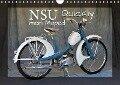 NSU Quickly - Mein Moped (Wandkalender 2018 DIN A4 quer) Dieser erfolgreiche Kalender wurde dieses Jahr mit gleichen Bildern und aktualisiertem Kalendarium wiederveröffentlicht. - Ingo Laue