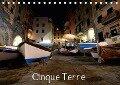 Cinque Terre (Tischkalender 2019 DIN A5 quer) - Matthias Aigner