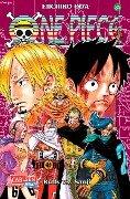 One Piece 84 - Eiichiro Oda