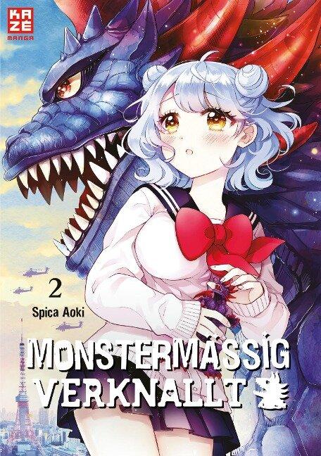 Monstermäßig verknallt - Band 2 - Spica Aoki
