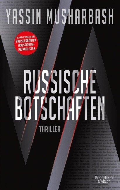 Russische Botschaften - Yassin Musharbash