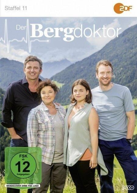 Der Bergdoktor - Philipp Roth, Michael Baier, Stefanie Straka, Robert Schulte-Hemming, Jens Langbein