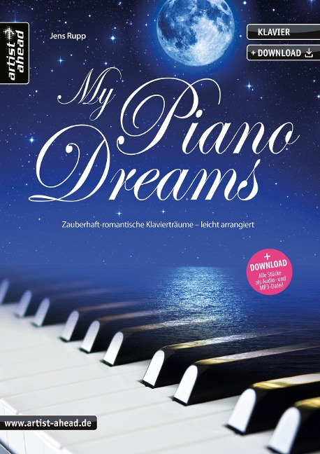 My Piano Dreams - Jens Rupp