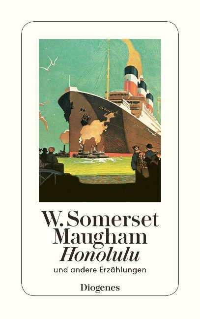 Honolulu - W. Somerset Maugham