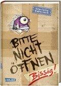 Bitte nicht öffnen 1: Bissig! - Charlotte Habersack
