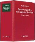 Rechtsvorschriften in Nordrhein-Westfalen (ohne Fortsetzungsnotierung) inkl. 92. Ergänzungslieferung -