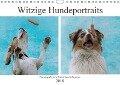 Witzige Hundeportraits - Riesenspaß beim Würstchen-Schnappen (Wandkalender 2018 DIN A4 quer) Dieser erfolgreiche Kalender wurde dieses Jahr mit gleichen Bildern und aktualisiertem Kalendarium wiederveröffentlicht. - Sonja Teßen