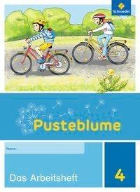 Pusteblume. Das Sachbuch 4. Arbeitsheft. Niedersachsen, Bremen -