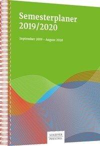 Semesterplaner 2019/2020 -