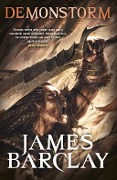 Demonstorm - James Barclay