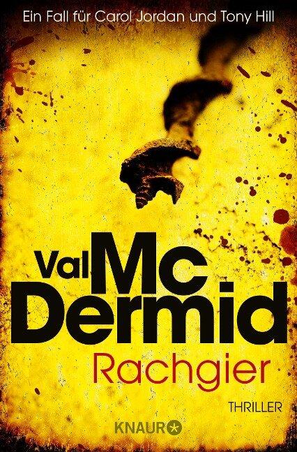 Rachgier - Val Mcdermid