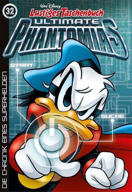 Lustiges Taschenbuch Ultimate Phantomias 32 - Walt Disney