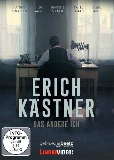 Erich Kästner - Das andere Ich - Matthias Bundschuh, Lisa Wagner, Henriette Schmidt