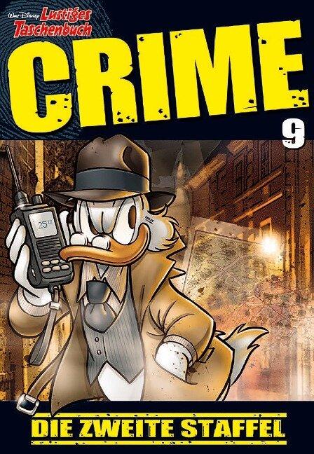 Lustiges Taschenbuch Crime 09 - Disney