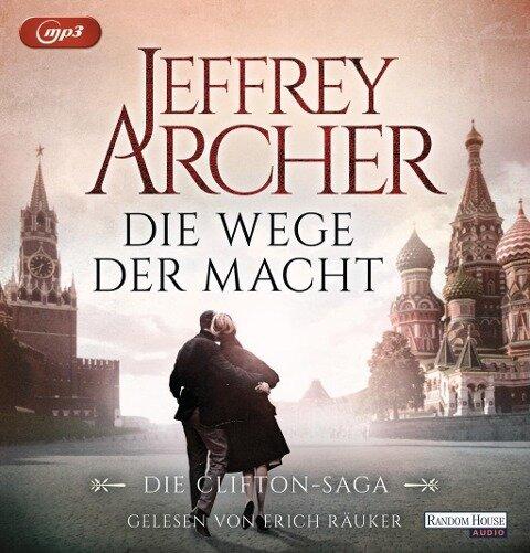 Die Wege der Macht - Jeffrey Archer