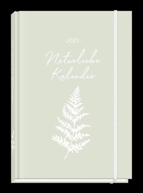 Taschenkalender 2021 - Naturliebe - Daniela Drescher