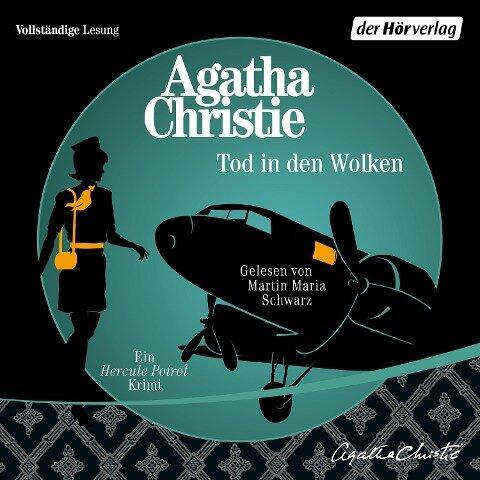 Tod in den Wolken - Agatha Christie