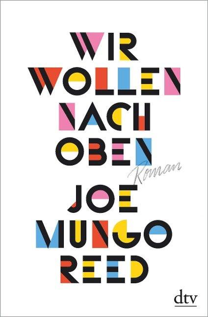Wir wollen nach oben - Joe Mungo Reed