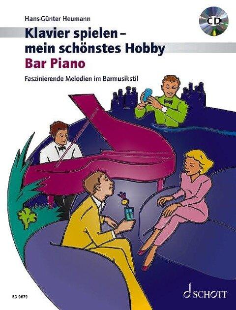Bar Piano - Hans-Günter Heumann