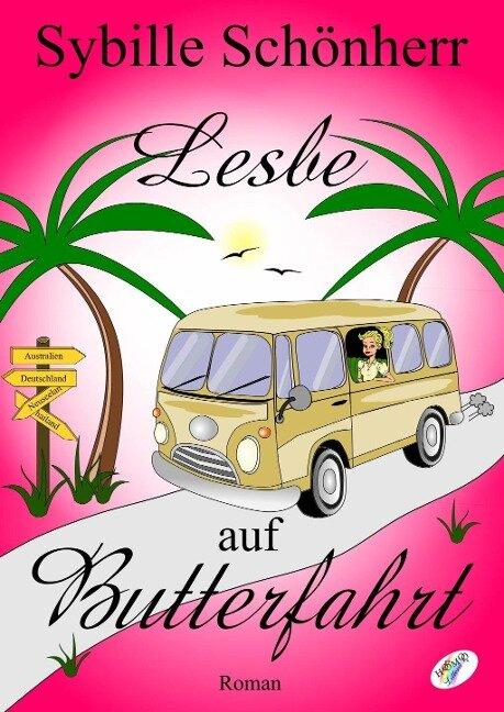Lesbe auf Butterfahrt - Sybille Schönherr