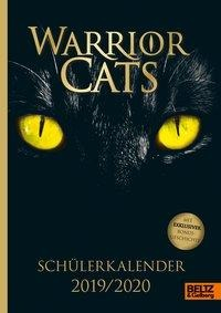 Warrior Cats - Schülerkalender 2019/20 -
