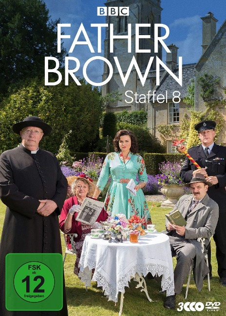 Father Brown - Staffel 8 -